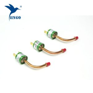 Preklop / kontrola tlaka toplotne črpalke