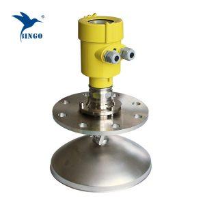 visokofrekvenčni oddajnik radarskega nivoja 4-20mA za močan prah