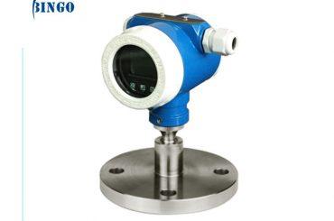 Industrijski pametni tlačni oddajnik s 316L prirobnico in membrano