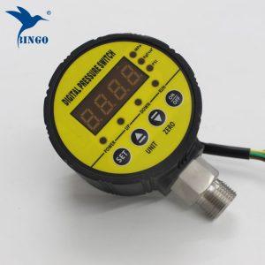 Inteligentni tlačni stikalnik, stikalo za vakuumski tlak, 4-digitalni digitalni prikazovalnik