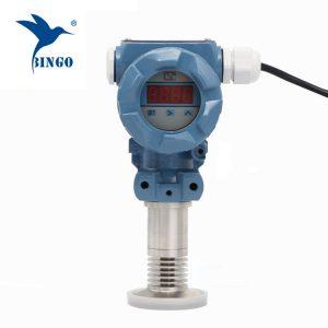 Sanitarno-flush-membransko-tlačni oddajnik z LED prikazom