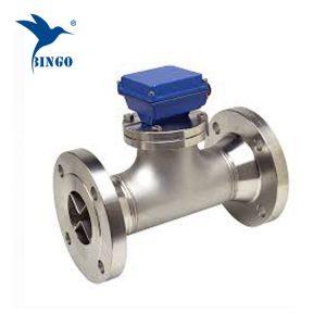 Navojni senzor za merjenje pretoka digitalnih turbinskih vodov