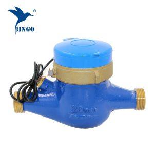 medeninasto telo Pulzni impulzni merilnik pretoka vode (1)