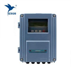 precizna stenska montaža / objemka na ultrazvočnem merilniku pretoka