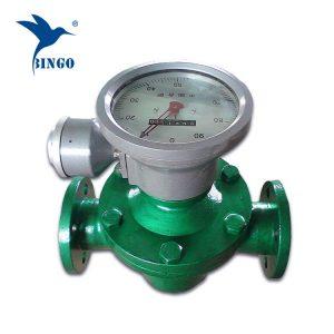ovalni pretočni merilnik pretoka pretoka dizelskih goriv