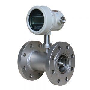turbinski merilnik pretoka impelerja turbine